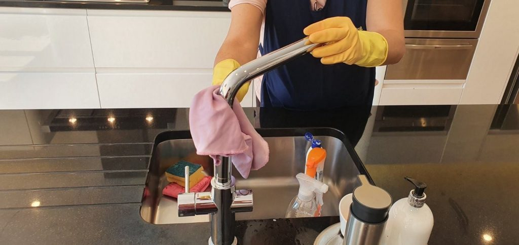 Domestic cleaning Glasgow