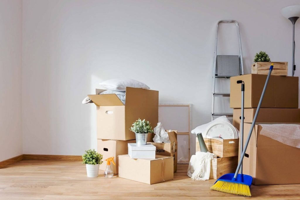 End of Tenancy Cleaning Glasgow